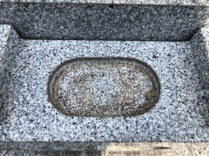 施工前_水鉢皿