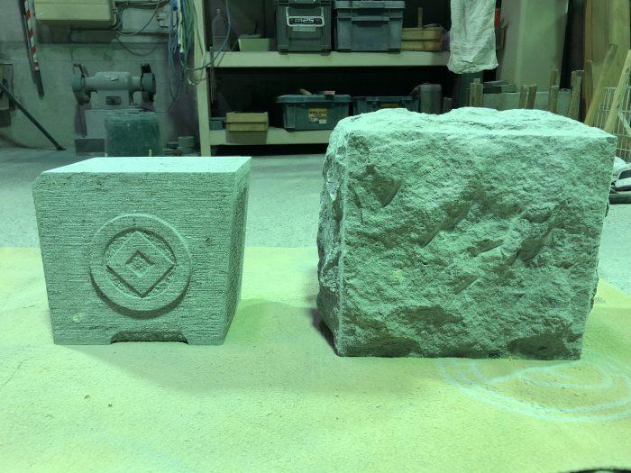 石材加工課題